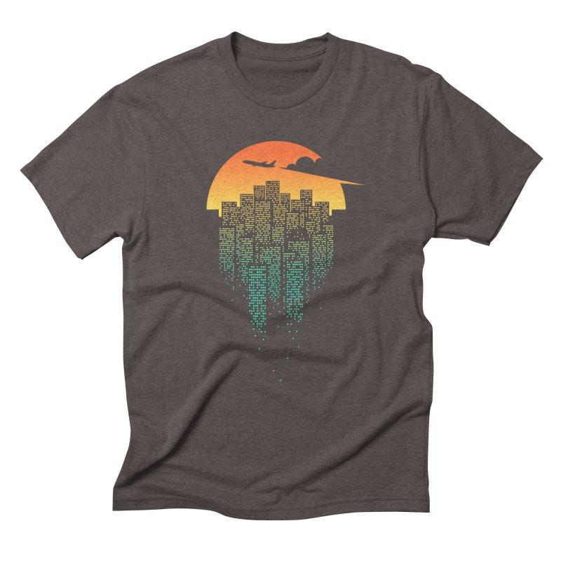 So Goodbye Men's Triblend T-Shirt by netralica