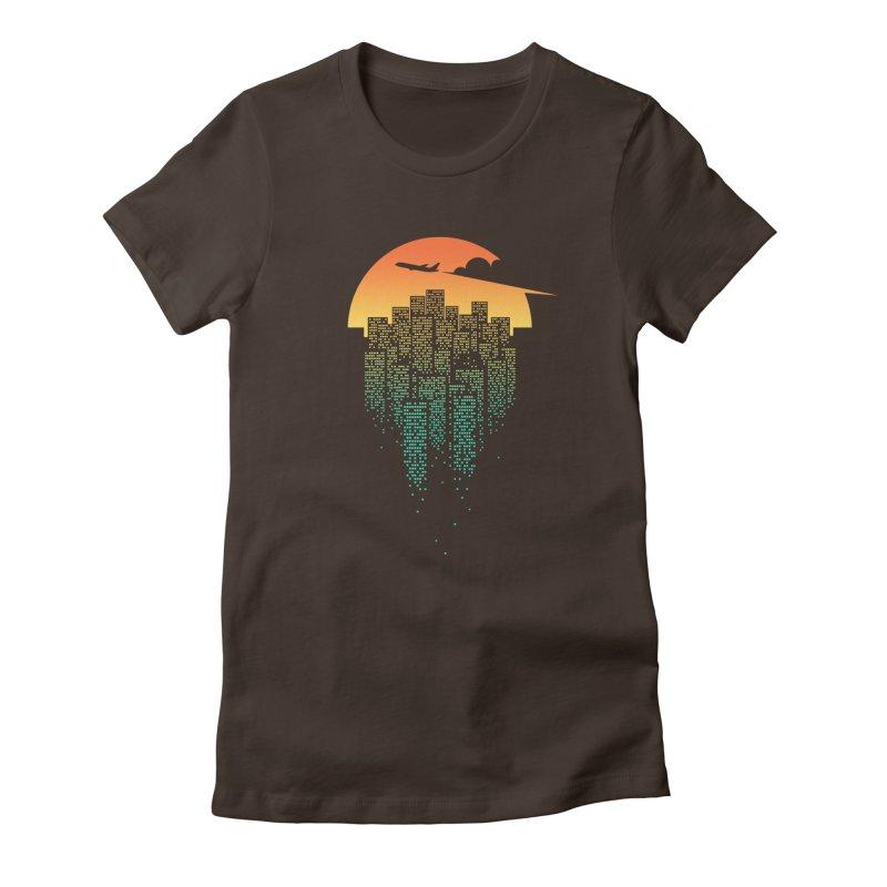 So Goodbye Women's T-Shirt by netralica