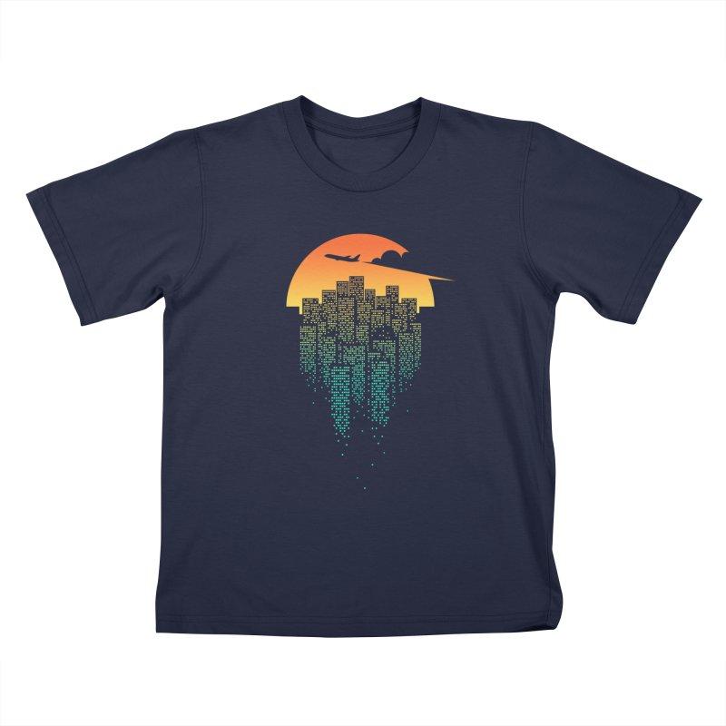 So Goodbye Kids T-Shirt by netralica