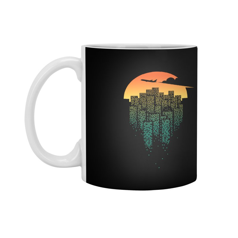 So Goodbye Accessories Mug by netralica