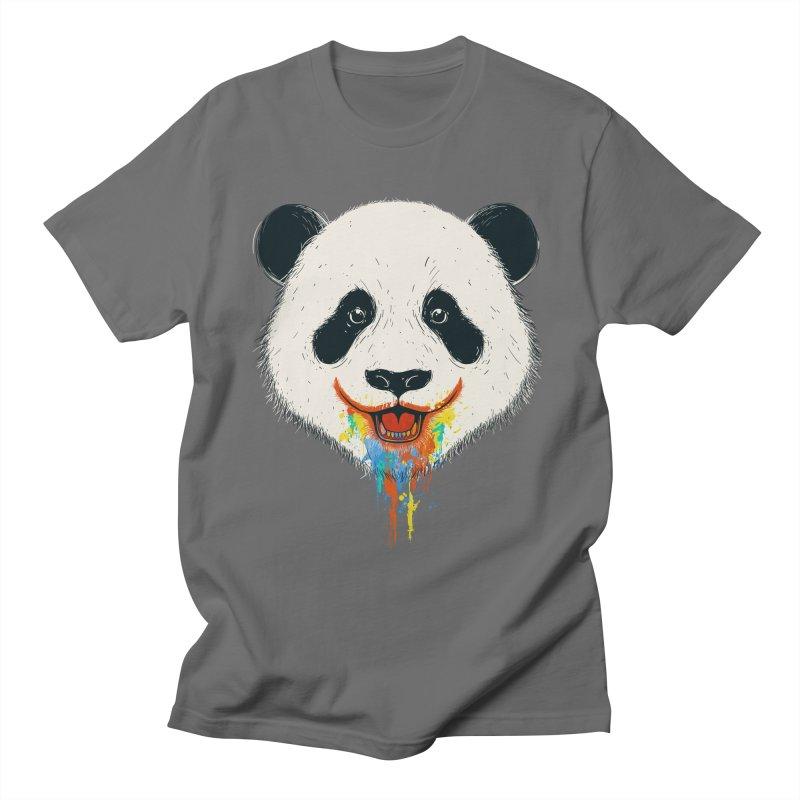 PANDA Men's T-Shirt by netralica