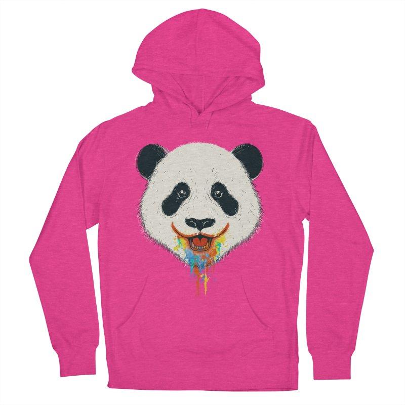 PANDA Women's Pullover Hoody by netralica's Artist Shop