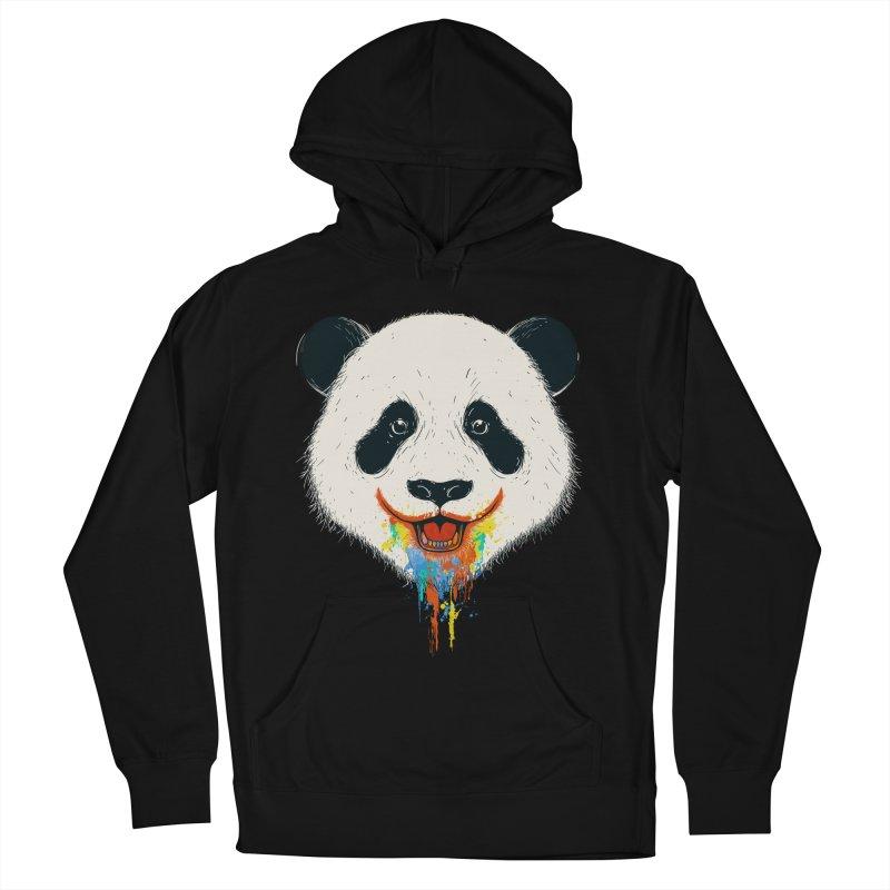PANDA Men's Pullover Hoody by netralica's Artist Shop