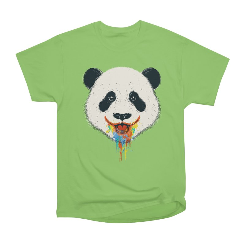 PANDA Men's Heavyweight T-Shirt by netralica's Artist Shop
