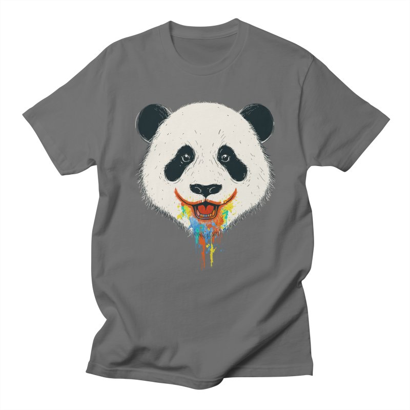 PANDA Women's Regular Unisex T-Shirt by netralica's Artist Shop