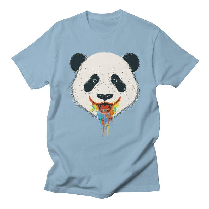 PANDA Women's Regular Unisex T-Shirt by netralica