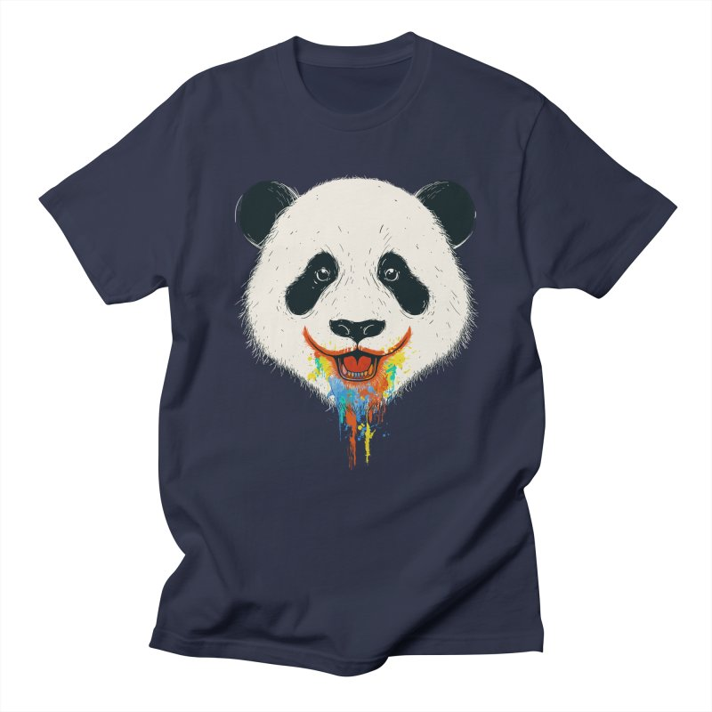 PANDA Men's Regular T-Shirt by netralica
