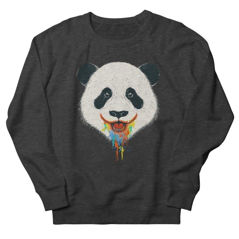PANDA Men's French Terry Sweatshirt by netralica