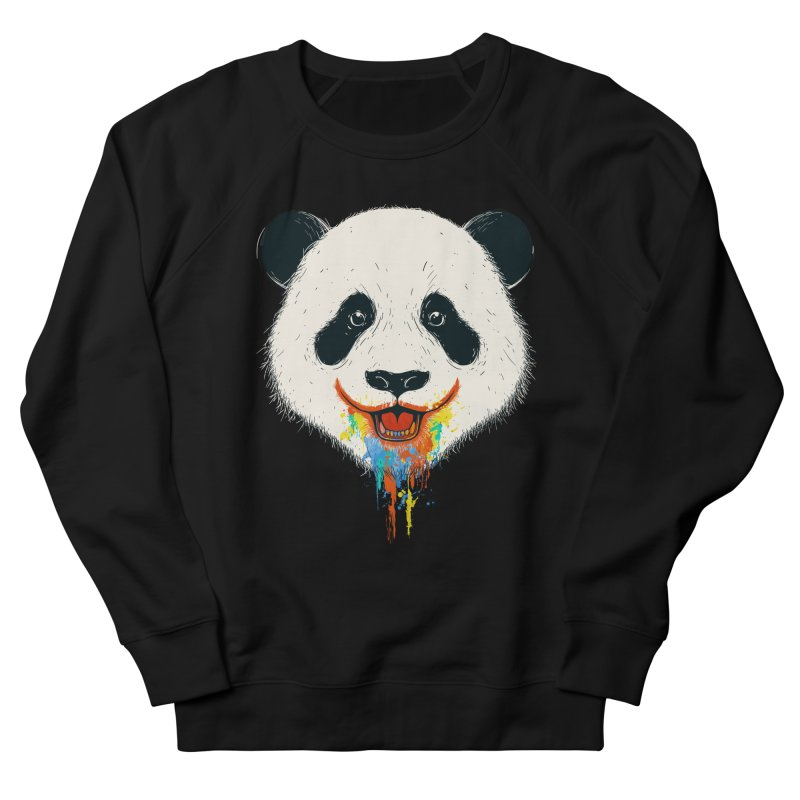 PANDA Men's Sweatshirt by netralica's Artist Shop