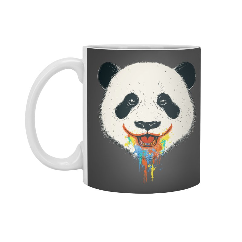 PANDA Accessories Mug by netralica's Artist Shop
