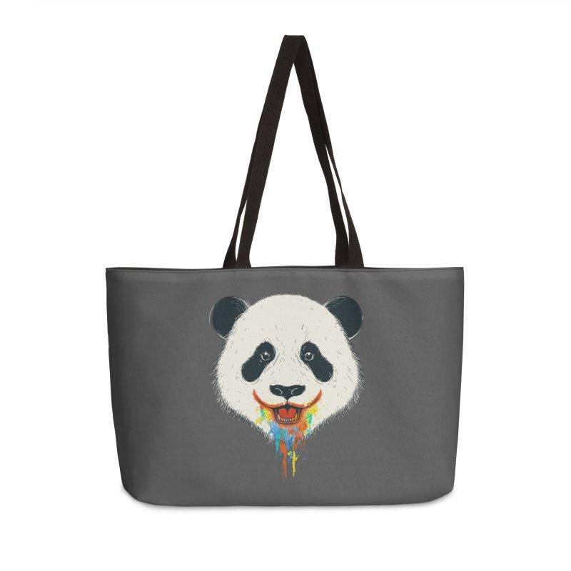 PANDA Accessories Weekender Bag Bag by netralica