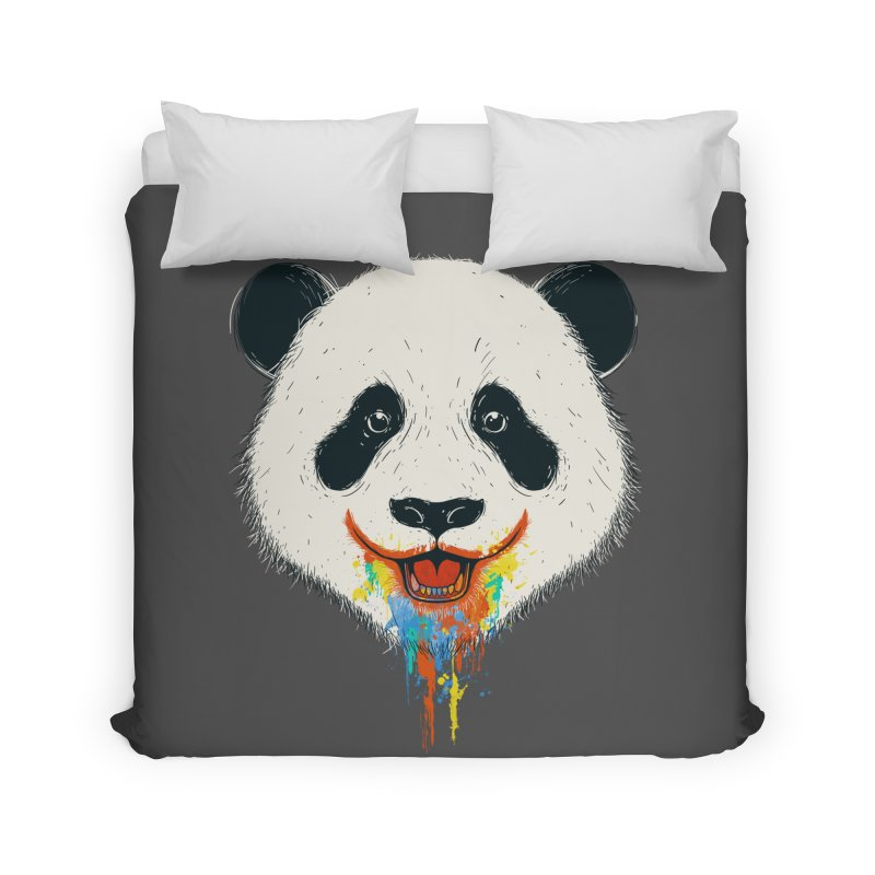 PANDA Home Duvet by netralica's Artist Shop