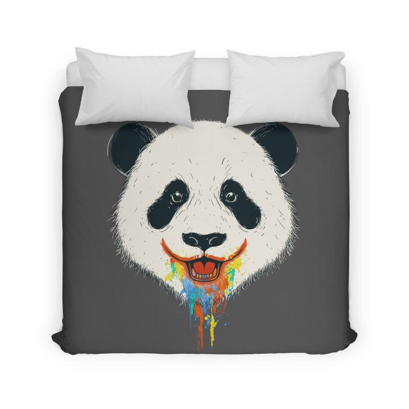 PANDA Home Duvet by netralica's Artist Shop