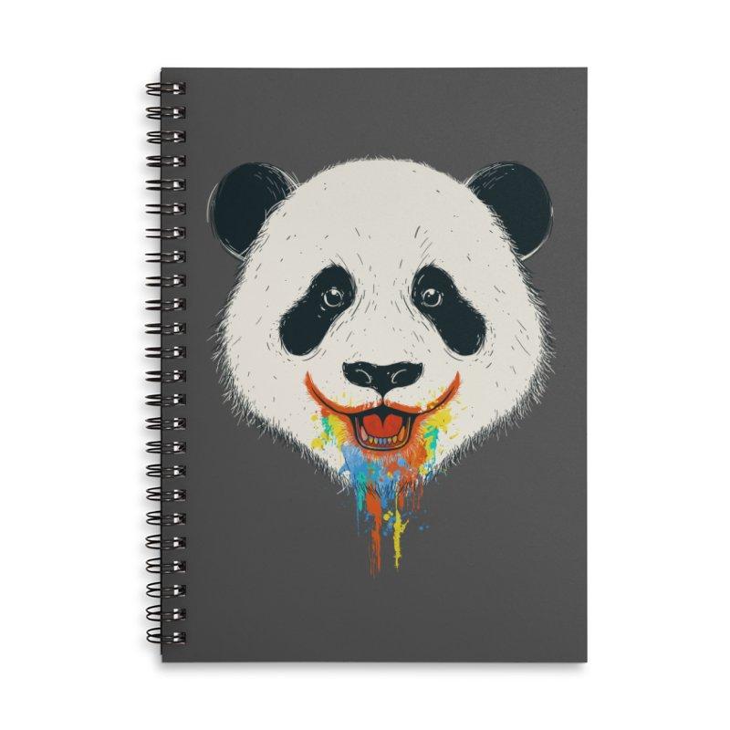 PANDA Accessories Notebook by netralica