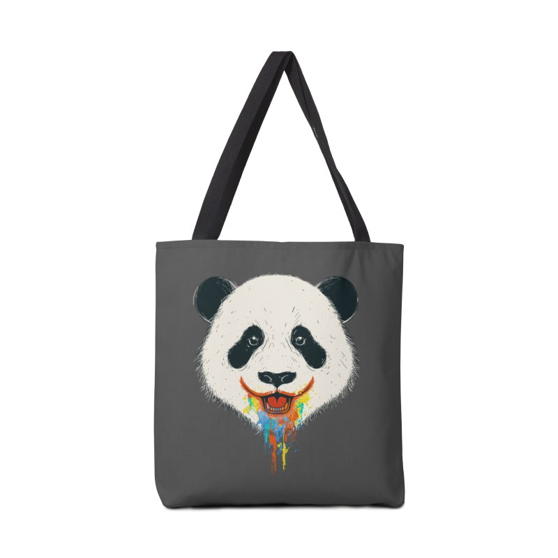 PANDA Accessories Tote Bag Bag by netralica's Artist Shop
