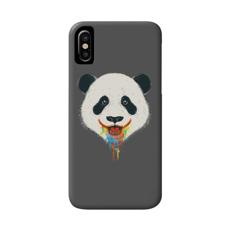 PANDA Accessories Phone Case by netralica's Artist Shop