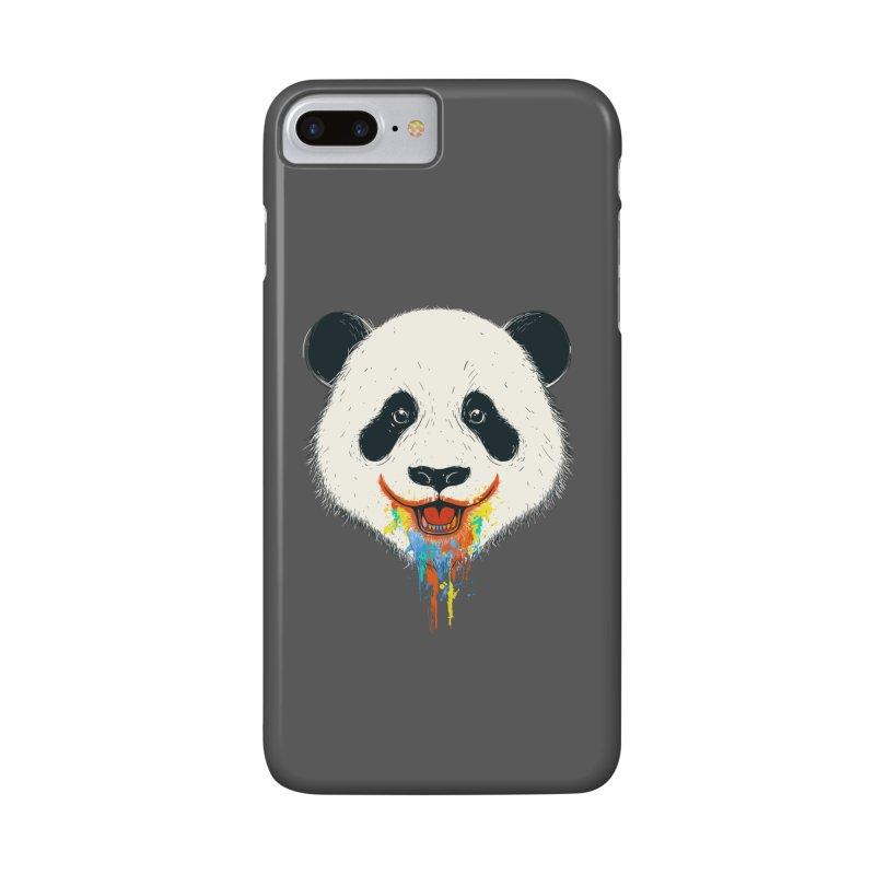 PANDA Accessories Phone Case by netralica's Artist Shop