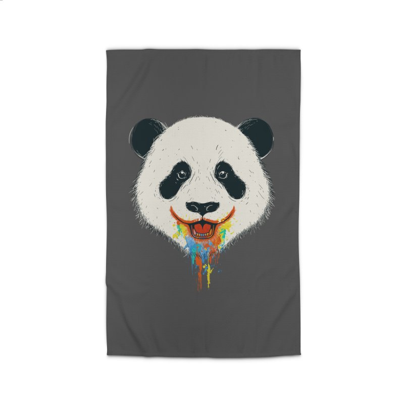 PANDA Home Rug by netralica's Artist Shop