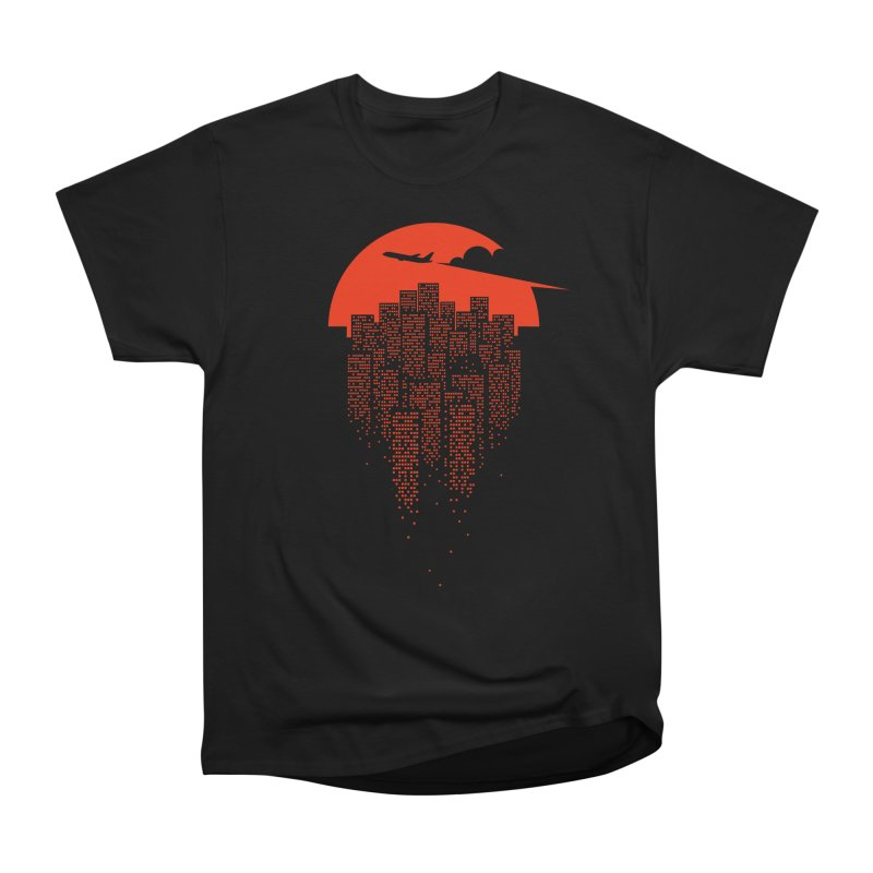 say goodbye to the city Men's Classic T-Shirt by netralica's Artist Shop