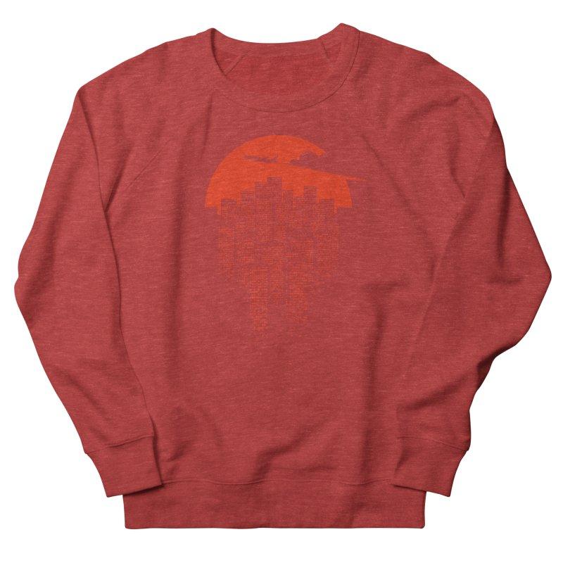 say goodbye to the city Women's Sweatshirt by netralica's Artist Shop