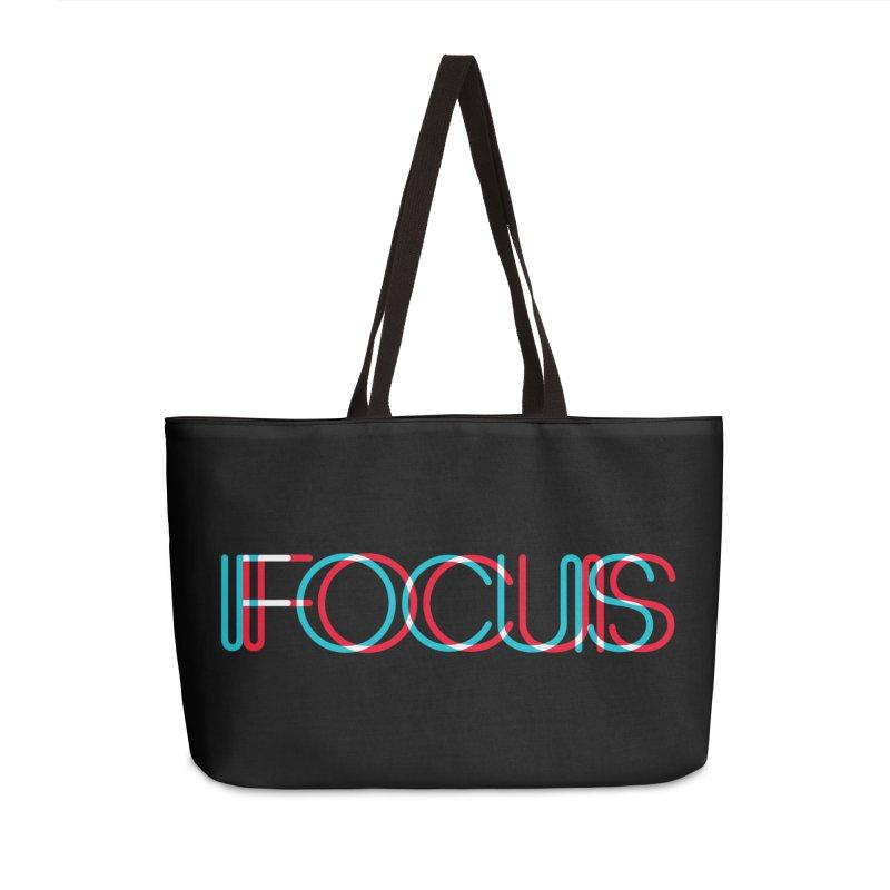 FOCUS Accessories Weekender Bag Bag by netralica