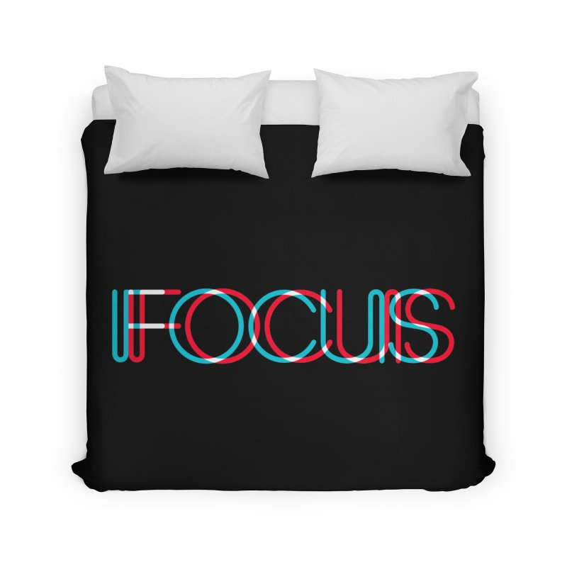 FOCUS Home Duvet by netralica