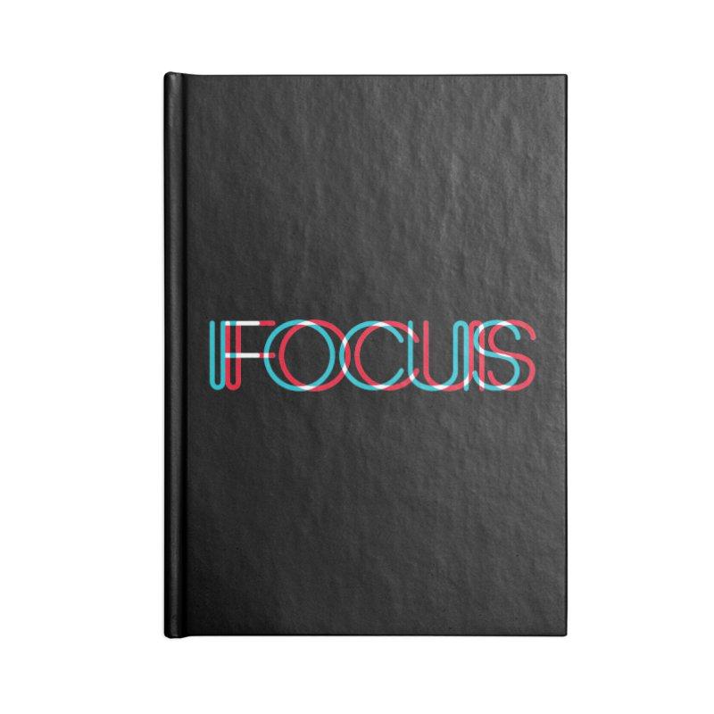FOCUS Accessories Notebook by netralica's Artist Shop