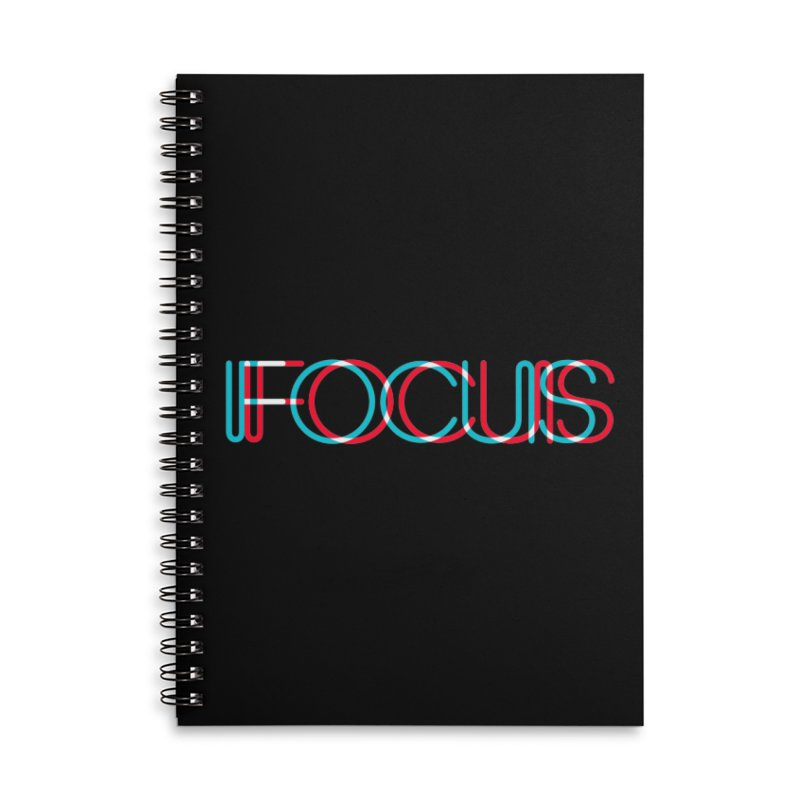 FOCUS Accessories Notebook by netralica