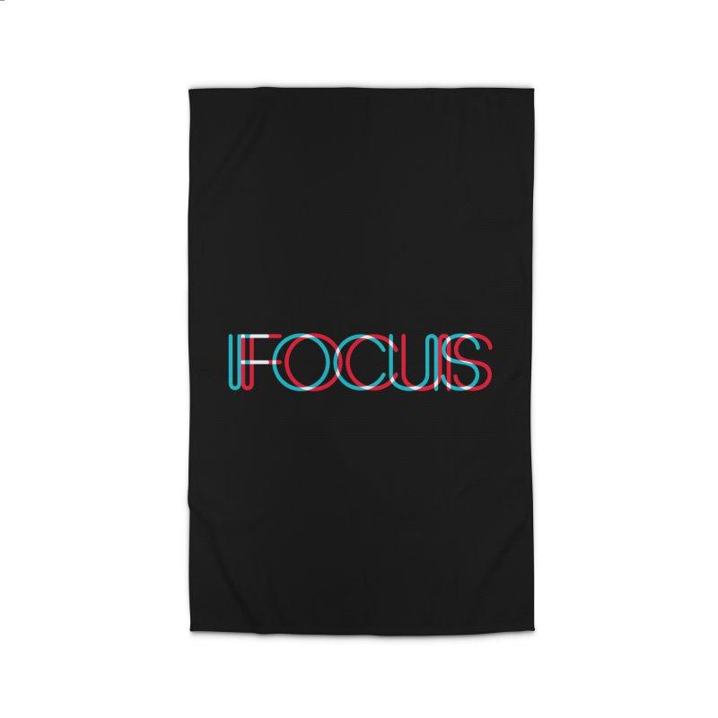 FOCUS Home Rug by netralica's Artist Shop