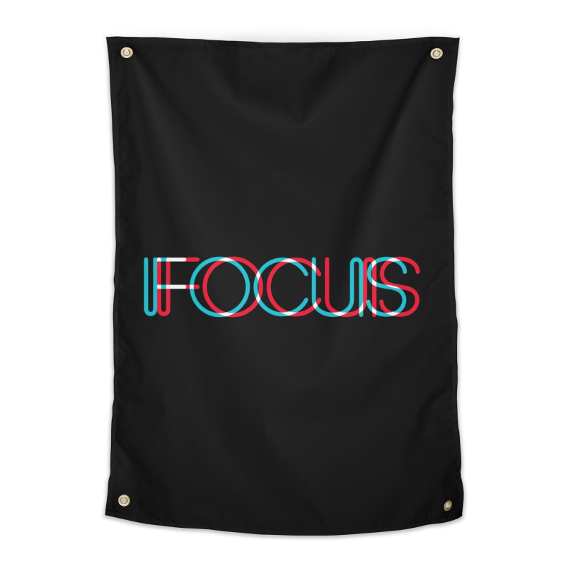 FOCUS Home Tapestry by netralica's Artist Shop
