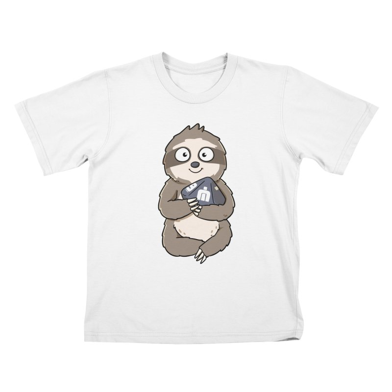Never Idle - Jeff 2019 - Chest Kids T-Shirt by Never Idle