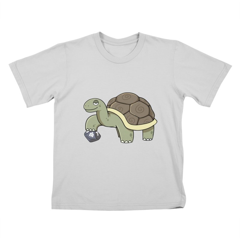 Never Idle - Brian 2019 - Chest Kids T-Shirt by Never Idle