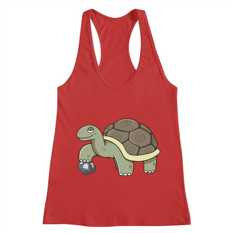 Never Idle - Brian 2019 - Chest Women's Racerback Tank by Never Idle