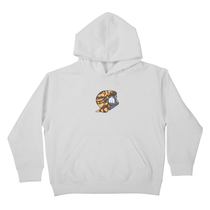 Never Idle - Sue 2019 - Chest Kids Pullover Hoody by Never Idle