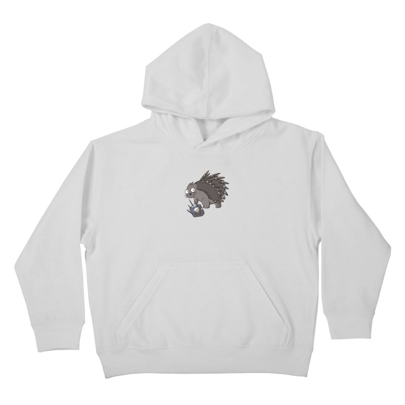 Never Idle - Joe 2019 - Chest Kids Pullover Hoody by Never Idle