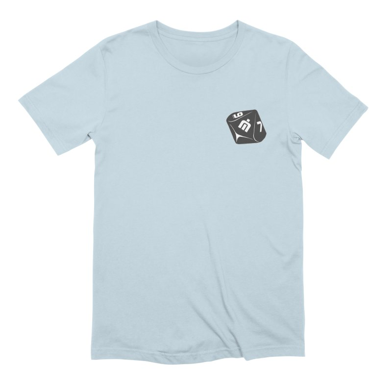 Never Idle - Dice 2018 - Badge Men's T-Shirt by Never Idle