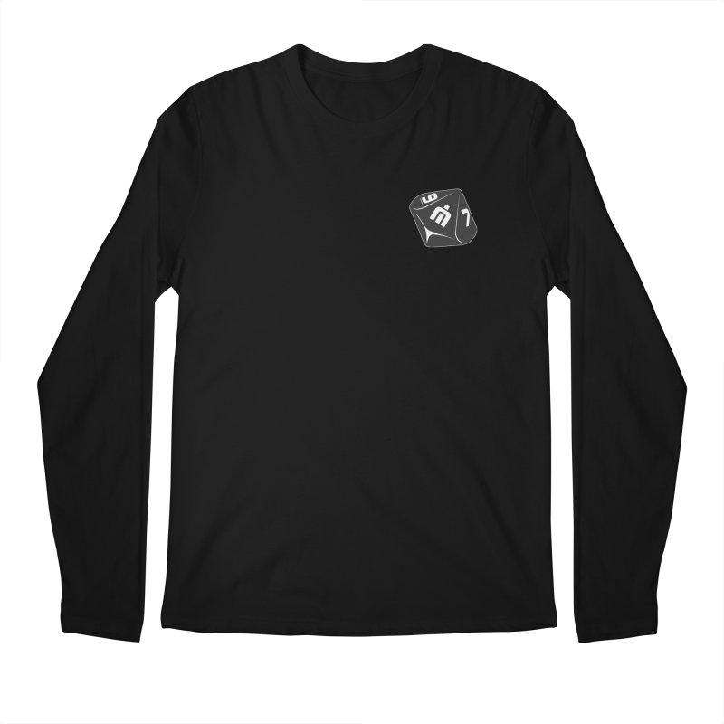 Never Idle - Dice 2018 - Badge Men's Regular Longsleeve T-Shirt by Never Idle