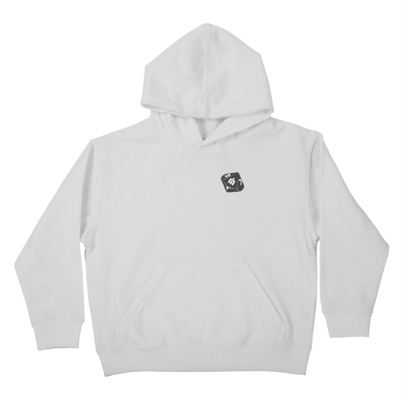Never Idle - Dice 2018 - Badge Kids Pullover Hoody by Never Idle