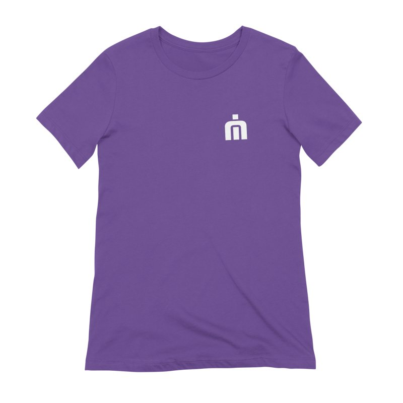 Never Idle - Emblem 2018 - Badge Women's T-Shirt by Never Idle