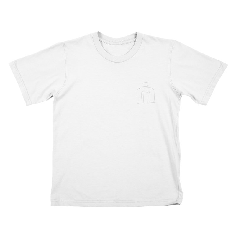 Never Idle - Emblem 2018 - Badge Kids T-Shirt by Never Idle
