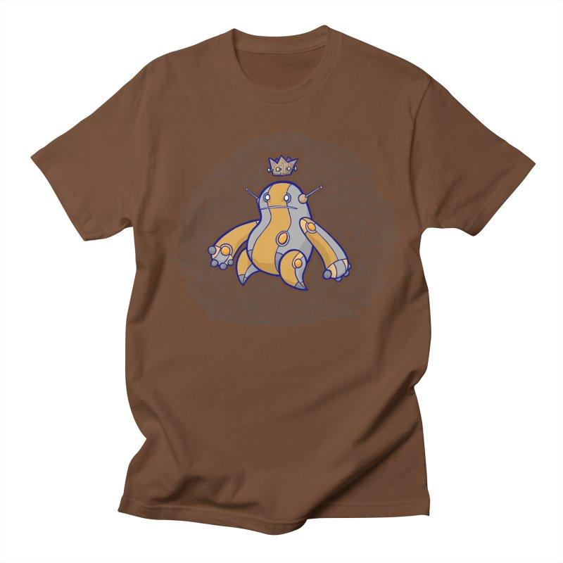 King of Robots Men's T-shirt by P. Calavara's Artist Shop