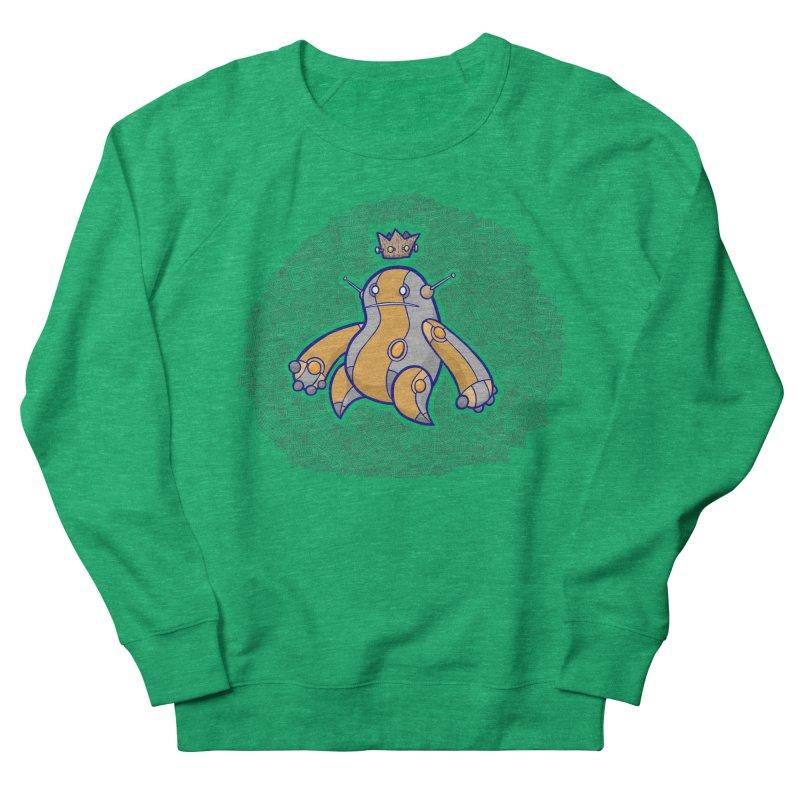 King of Robots Women's Sweatshirt by P. Calavara's Artist Shop