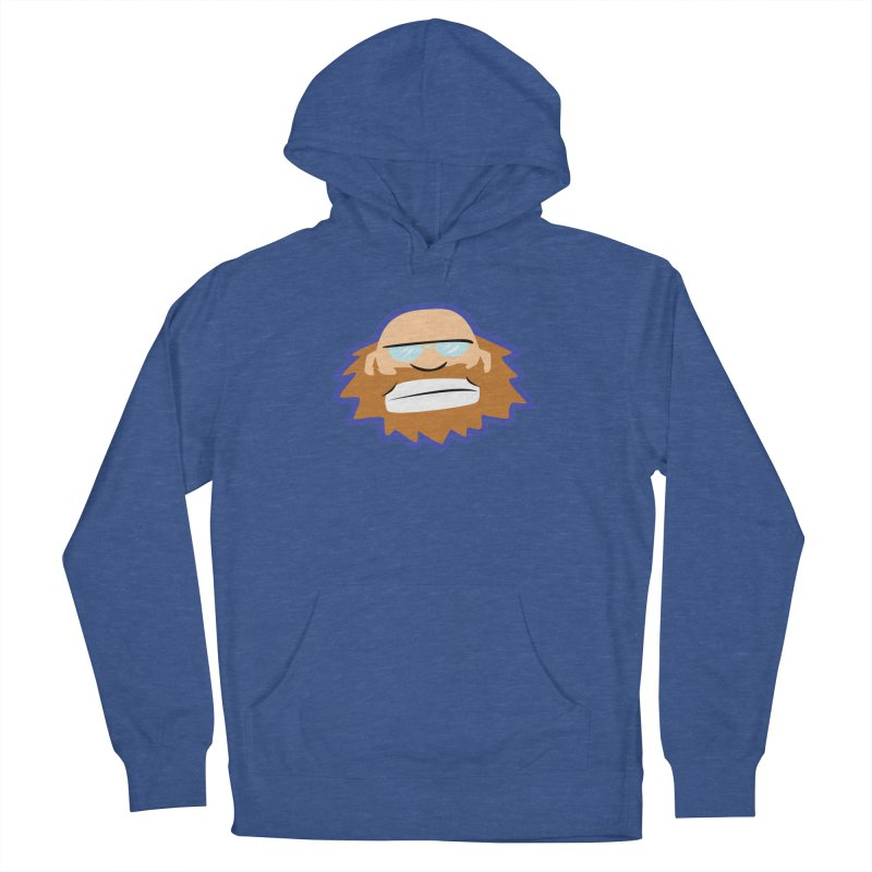 Jerry Men's French Terry Pullover Hoody by P. Calavara's Artist Shop