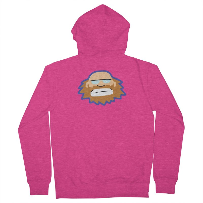 Jerry Women's French Terry Zip-Up Hoody by P. Calavara's Artist Shop