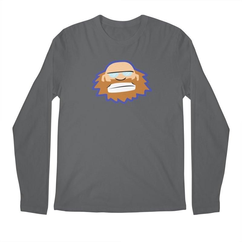 Jerry Men's Longsleeve T-Shirt by P. Calavara's Artist Shop