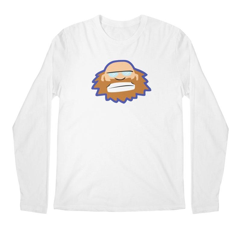 Jerry Men's Regular Longsleeve T-Shirt by P. Calavara's Artist Shop