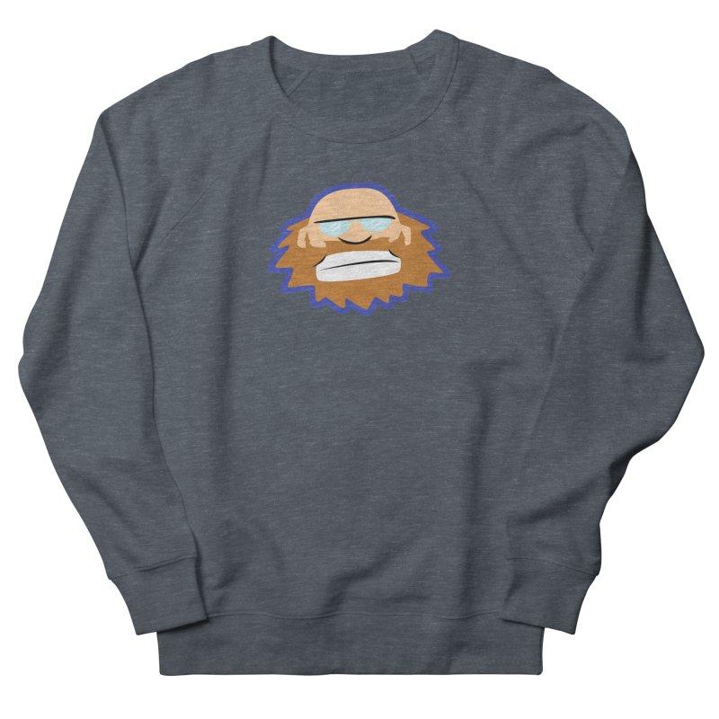 Jerry Men's French Terry Sweatshirt by P. Calavara's Artist Shop
