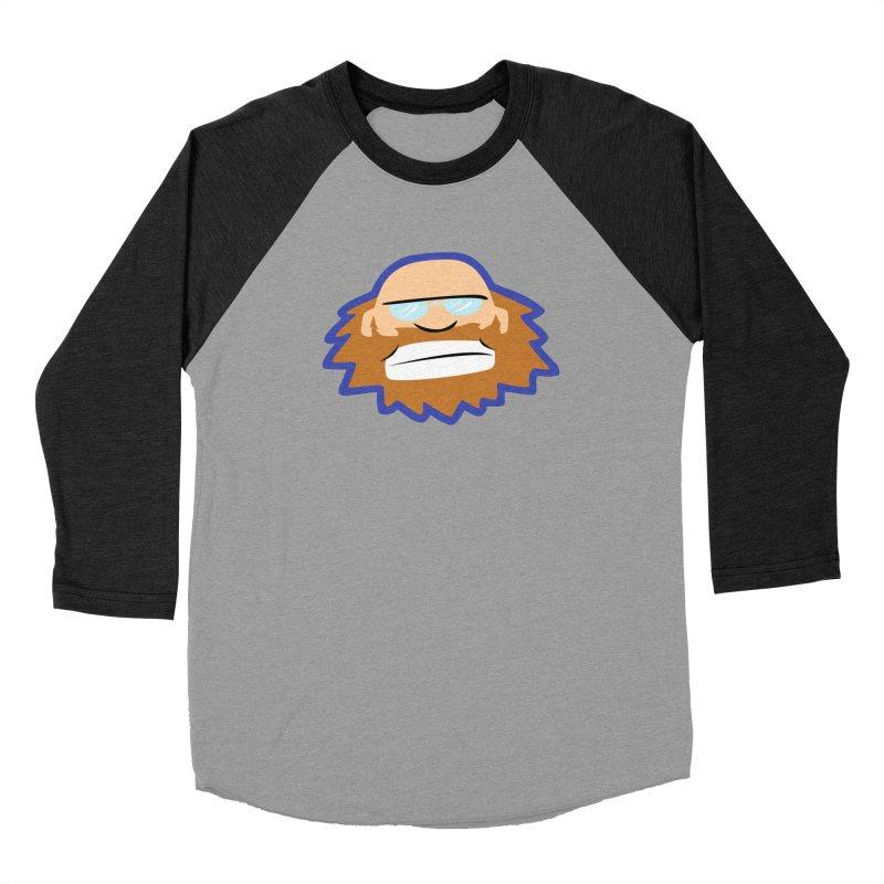 Jerry Women's Baseball Triblend Longsleeve T-Shirt by P. Calavara's Artist Shop