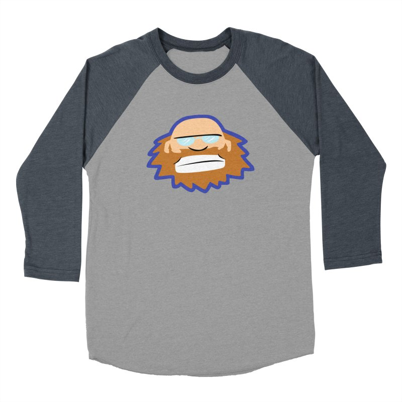 Jerry Women's Baseball Triblend T-Shirt by P. Calavara's Artist Shop