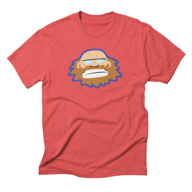 Jerry Men's Triblend T-shirt by P. Calavara's Artist Shop